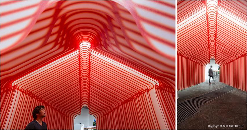 Arquitecturas textiles for Architecture textile